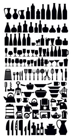 kitchenware: kitchen tool Illustration