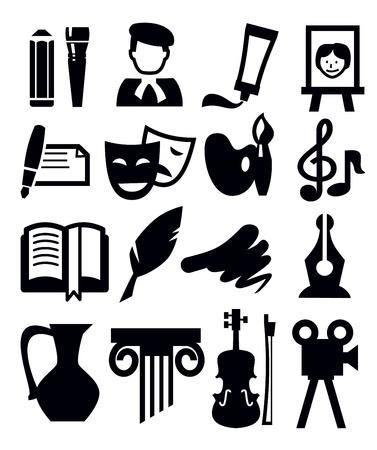 masque: arts icon