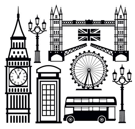 런던의 아이콘