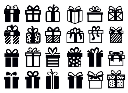 package icon: gift icon