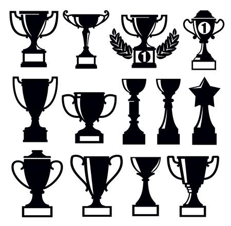 award winning: trophy and awards