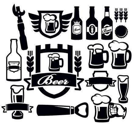 オープナー: ビールのアイコン
