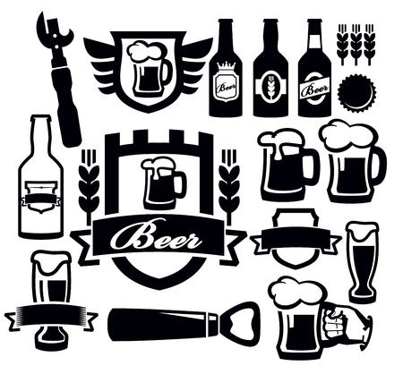 can opener: beer icon