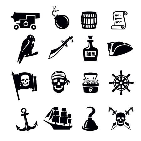 cofre del tesoro: piratas icono