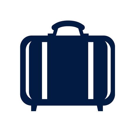 claim: Travel bag icon
