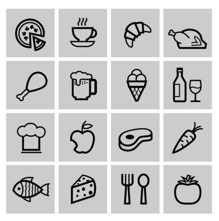 Food Icons photo