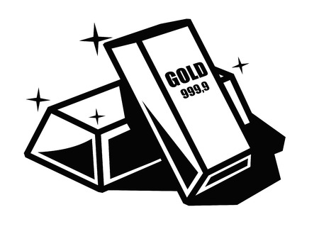gold bars: gold bars