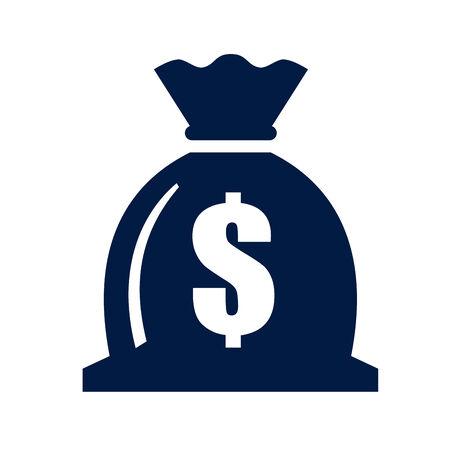 bank deposit: money icon