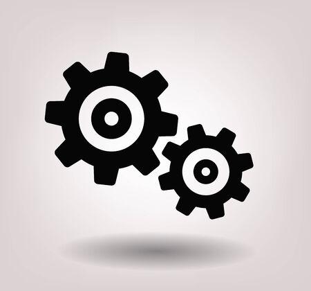 gearwheel: black gearwheel mechanism