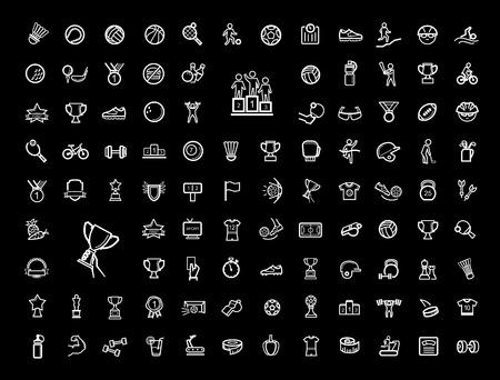 Des icônes du sport
