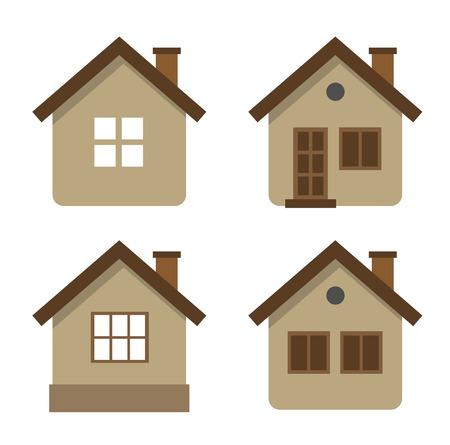 Haus-Symbol Standard-Bild - 33530517