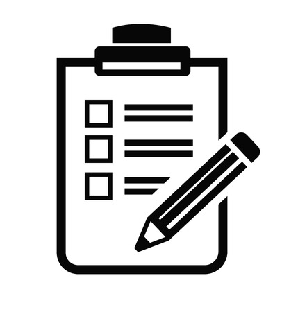 Klembord pictogram