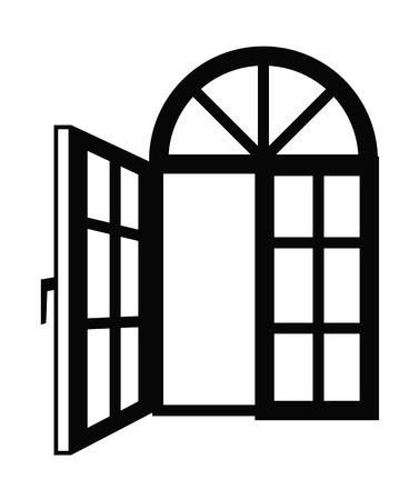 real estate icons: Window icon