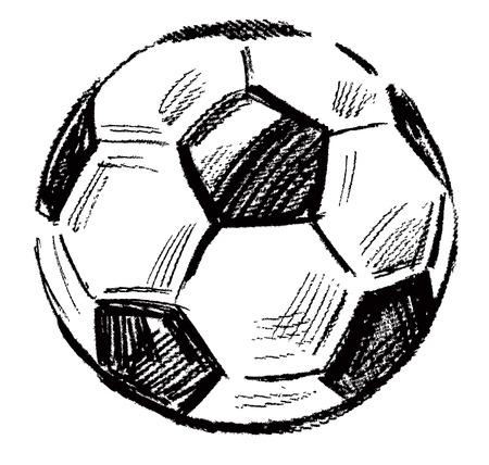 Pallone da calcio Archivio Fotografico - 33698987