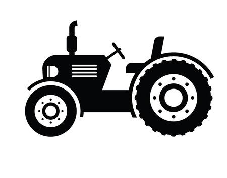 Traktor-Symbol