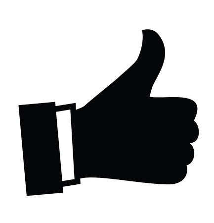 accept icon: Thumbs up