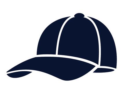 cap: Baseball cap