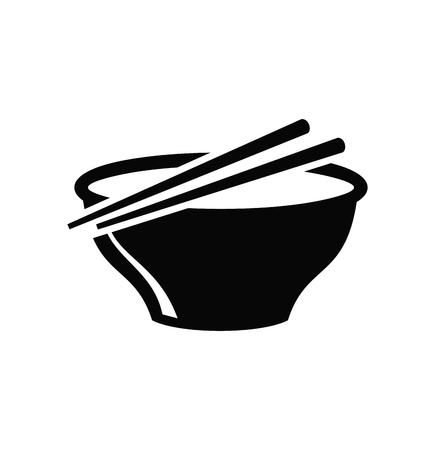 thai noodle: soup in bowl