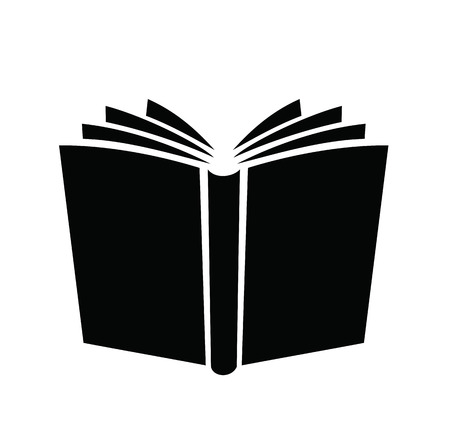 Buch-Symbol Standard-Bild - 33970011