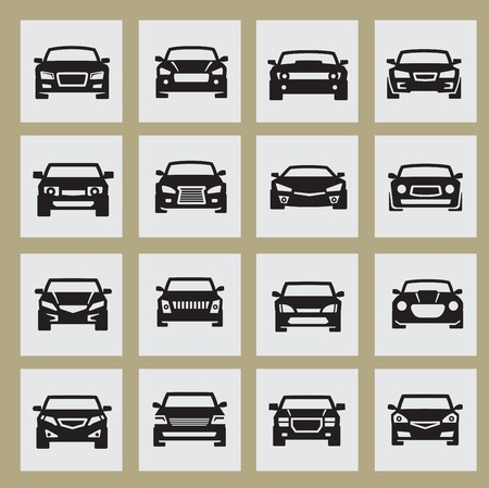 cars icon Illustration
