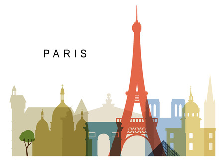 toulouse: vector france Illustration