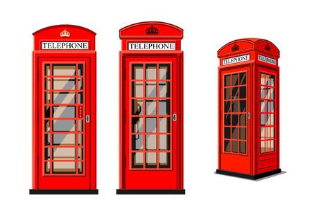 Cabine téléphonique à Londres Banque d'images - 70527284