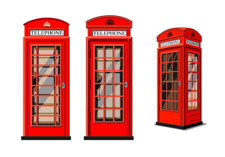 phone box in London