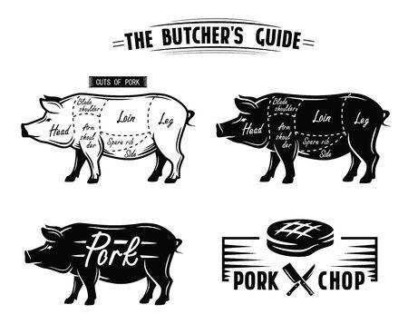 black pig symbol
