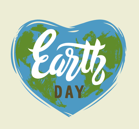 earth day: Earth Day vector Illustration
