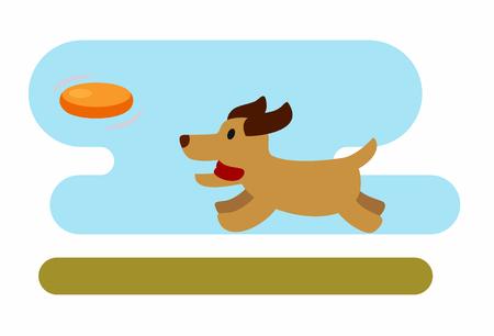 Dog icon.