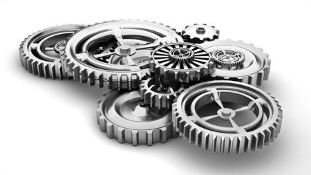 pinioncooperation: gear machinery and titanium concept