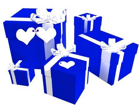 gift boxes Stock Photo - 11509439