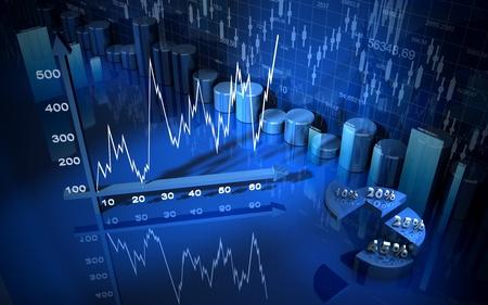 stock image: Business finance image Stock Photo