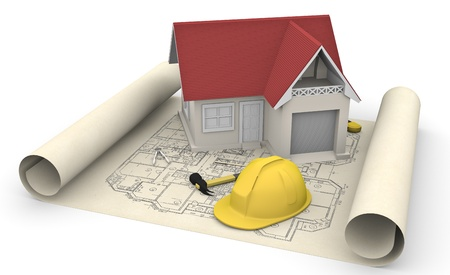 Building concept Stock Photo - 11853166