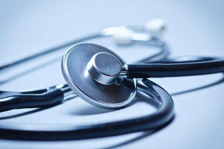 Stethoscope Standard-Bild