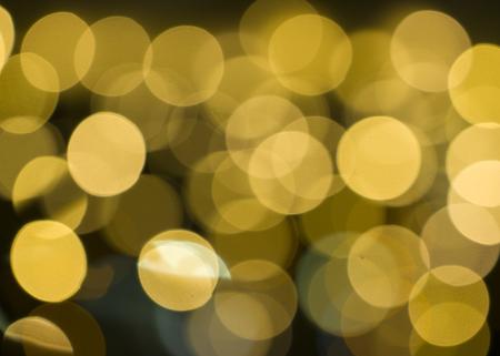 Nice blur bakcground, not in focus, a ot of lights