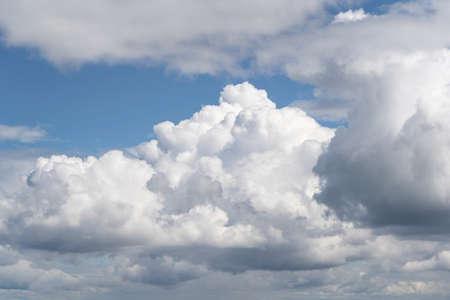 Beautiful cloud in the sky Zdjęcie Seryjne