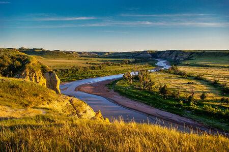 dakota: North Dakota Badlands