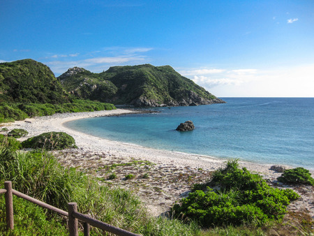 Beach on Tokashiki Island