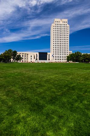 State Capitol of North Dakota Reklamní fotografie