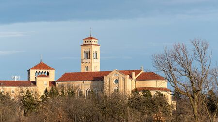 Chapel of Assisi Heights in Rochester, Minnesota