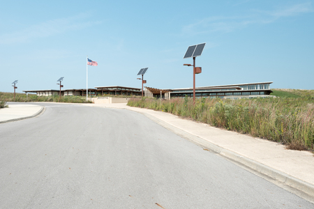 Prairie Learning Center at Neal Smith National Wildlife Refuge in Iowa