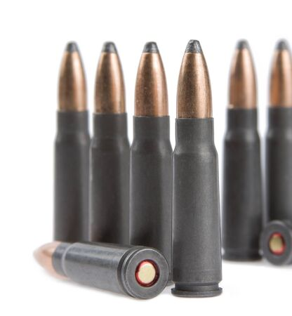 Bullets on a white background.
