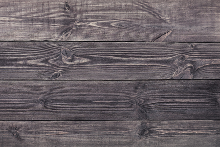 Background of wooden planks black color. Texture. Imagens - 47196879