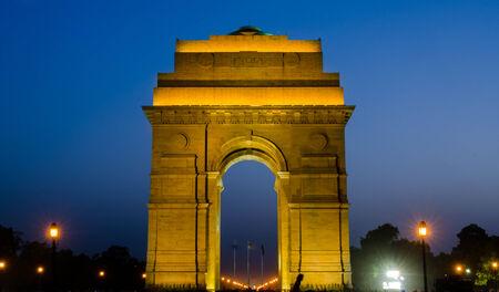 india gate: India Gate, New Delhi