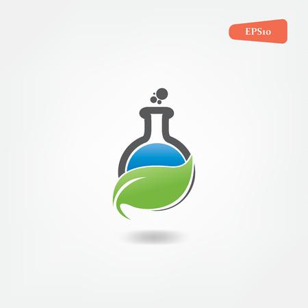 Laboratory ecology icon , raster copy