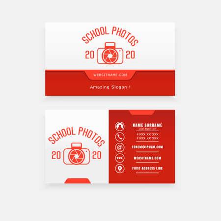 business cards studio photo