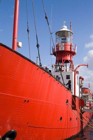 Red lightship