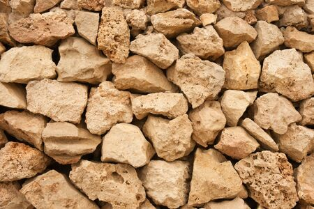 Abstract of a rock wall suitable as background texture