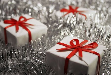 Christmas gifts 2 Stock Photo